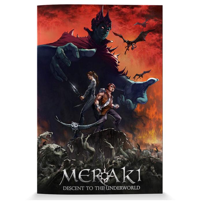 Standard Issue of MERAKI Issue 0
