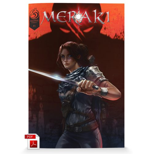 MERAKI Issue 1 Digital Download