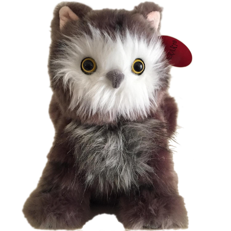 Fylax Owl Griffin Plushie - MERAKI Comic character