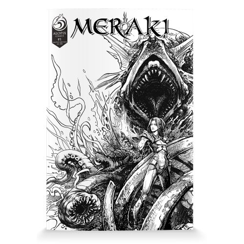 MERAKI Issue 1 Variant - Limited Edition