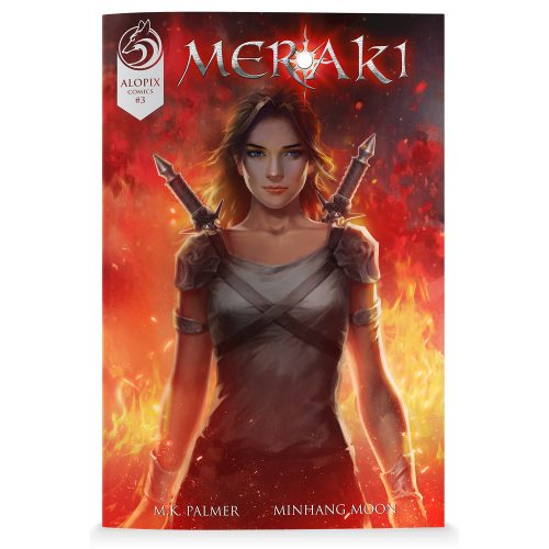 Standard Cover of MERAKI Issue 3